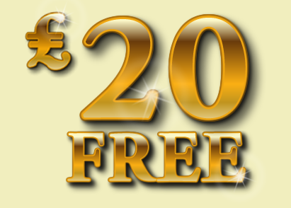 20 Pound Free No Deposit Casino