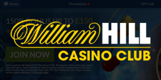 William Hill Casino Bonuses