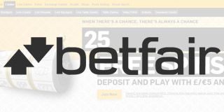 Betfair Casino Bonuses
