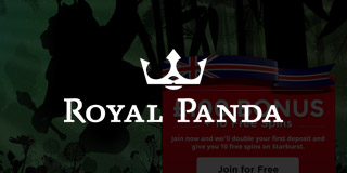Royal Panda Casino Bonuses