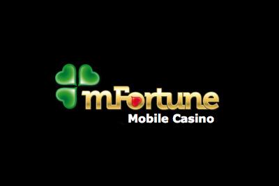 mfortune mobile casino logo