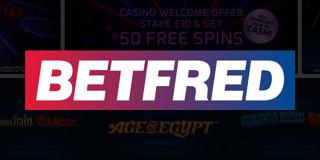 Betfred Casino Bonuses