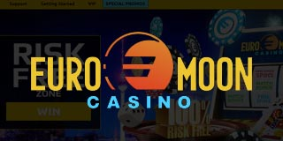 Euromoon Casino Logo New