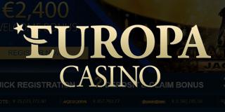 Europa Casino Bonuses