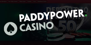 Paddy Power Casino Bonuses